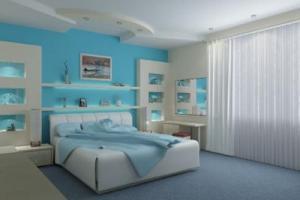Како да ја уредите вашата соба во знакот на морето