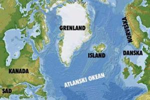 Масовно топење на Гренланд