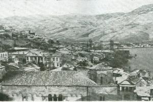 Охрида града