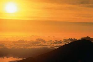 Легенда за Халеакали - кратерот во кој било заробено Сонцето