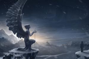 Нека твојот ангел те чува каде и да си