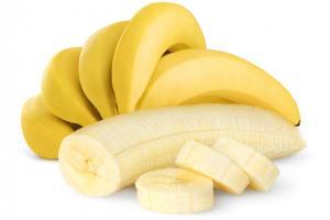 Бананите се извор на здравје