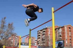 Уличен спорт – мотивација за младите во Македонија