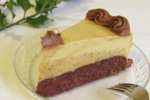 """""""Мозаик"""" непечена торта"""