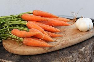 Колку често грицкате морковчиња?