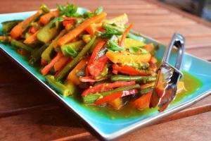 Крцкав зеленчук - одличен гарнир за месо и риба