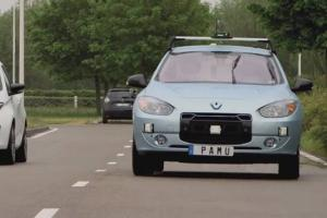 PAMU – интелигентен автомобил на иднината