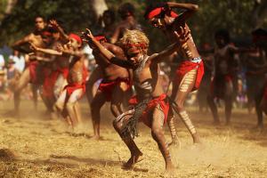 Светот низ очите на Абориџините