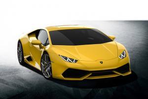 Погледнете го новиот Lamborghini Huracán!