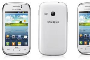 Samsung Galaxy Young претставен на Конгресот во Барселона
