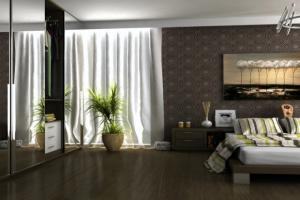 Спални соби кои ќе ве освојат