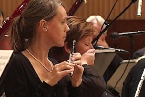 Урнебесен настап на данскиот национален оркестар