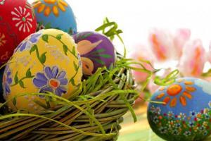 Време е за Велигденски декорации!