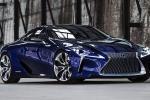 Новиот Lexus LF-LC Blue концепт деновиве ќе биде претставен на саемот во Сиднеј