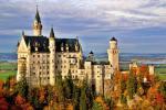 Како изгледа вистинскиот замок на заспаната убавица