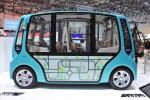 Rinspeed MicroMax – минибус на иднината