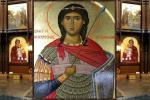 Единствената црква посветена на Светиот маченик Александар