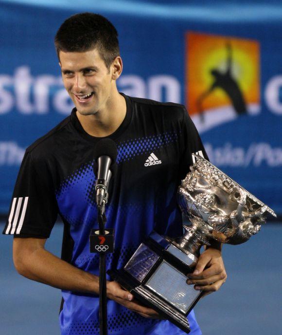 Новак Џоковиќ - Јас сум емотивен, таков и ќе останам, Novak Dzokovic - Jas sum emotiven, takov i kje ostanam
