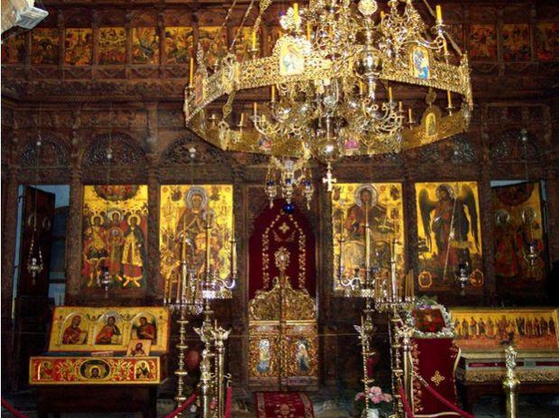 """Манастирот """"Свети Јован Бигорски"""", Manastirot Sveti Jovan Bigorski"""