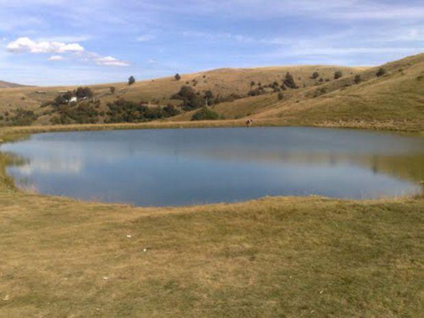 Vestacko ezero na Osogovskite planini