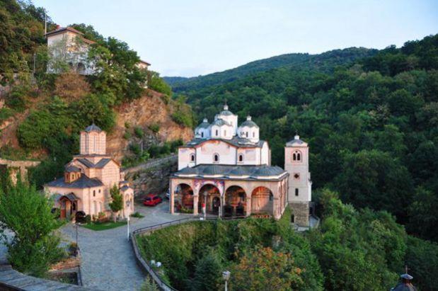Manastir Sveti Joakim Osogovski