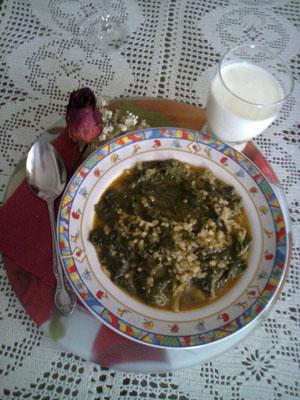 spanakj-so-integralen-oriz-i-semki-od-tikva-i-soncogled, spanakj, integralen oriz, semki od tikva, soncogled, спанаќ со интегрален ориз и семки од тиква и сончоглед, спанаќ, интегрален ориз, семки од тиква, сончиглед