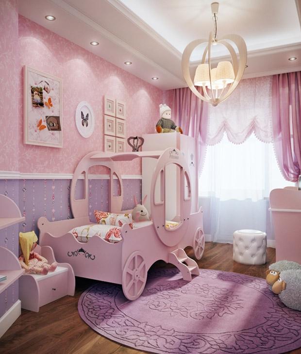 Соби за разубавување на детскиот свет