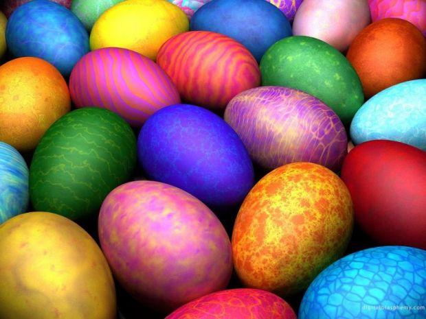 Велигденски легенди, Veligdenski legendi, Како почнале да се вапсуваат велигденските јајца, Kako pocnale da se vapsuvaat veligdenskite jajca