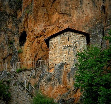 pesterska crkva kalista, пештерска црква, калишта, струга
