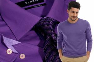 Носете лилава боја доколку сакате да освоите нечие женско срце!