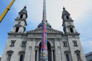 Кула од Лего коцки за нов Гинисов рекорд