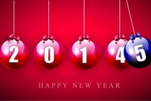 Убави пораки за Среќна Нова Година!